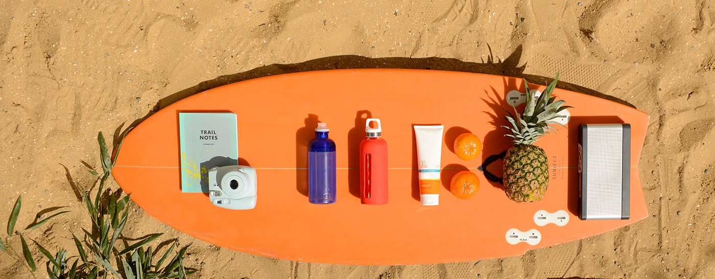 SIGG Summer Bottles