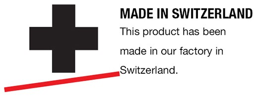 Product made in switzerland